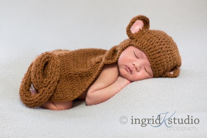 Baby A's Newborn Session | Jersey City NJ NewbornPhotographer