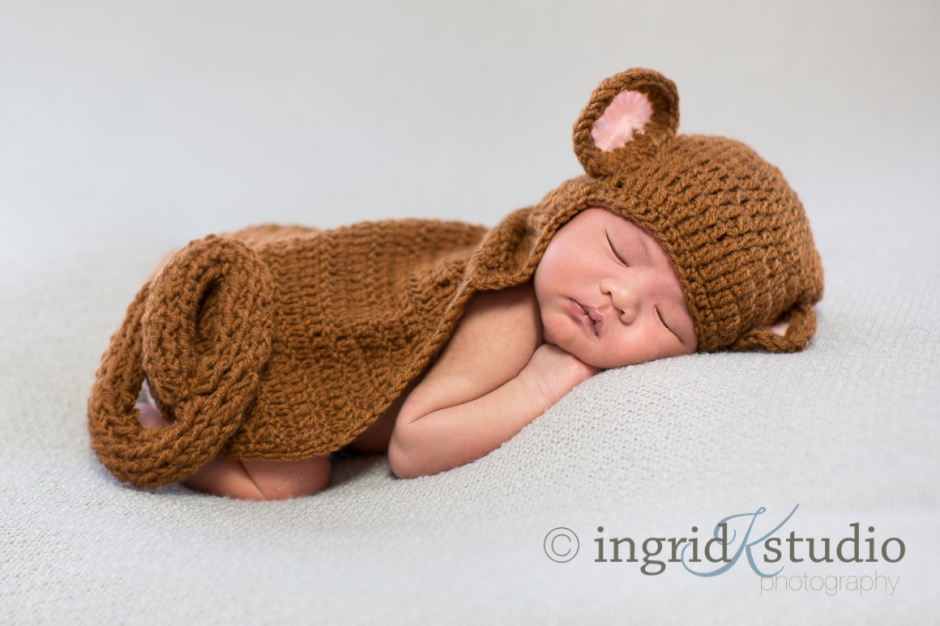 Jersey City, NJ Newborn Photographer
