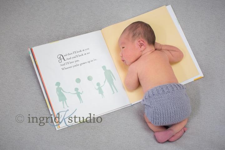 Happy Easter! Baby G Newborn to 6-months | Jersey City NJ NewbornPhotographer