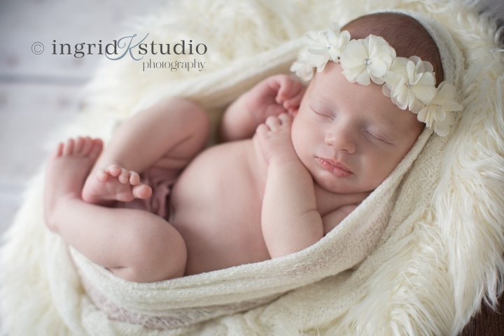 Baby E's Newborn Session | Jersey City NJ Baby Photographer
