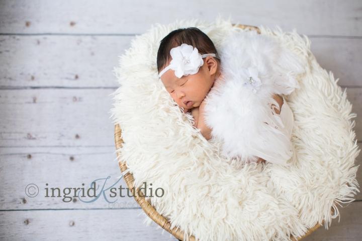Ellie's Newborn Session | Jersey City NJ BabyPhotographer