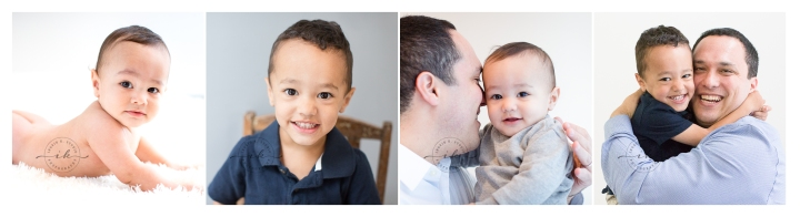 Rohan Then & Now | Jersey City NJ FamilyPhotography