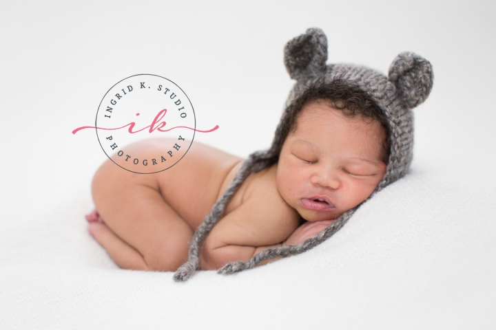 CJ's Newborn Session | Jersey City NJ Newborn Photographer